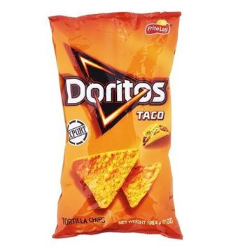 Picture of Doritos Taco Tortilla Chips