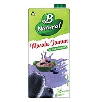 Picture of B Natural Masala Jamun Fruit Juice