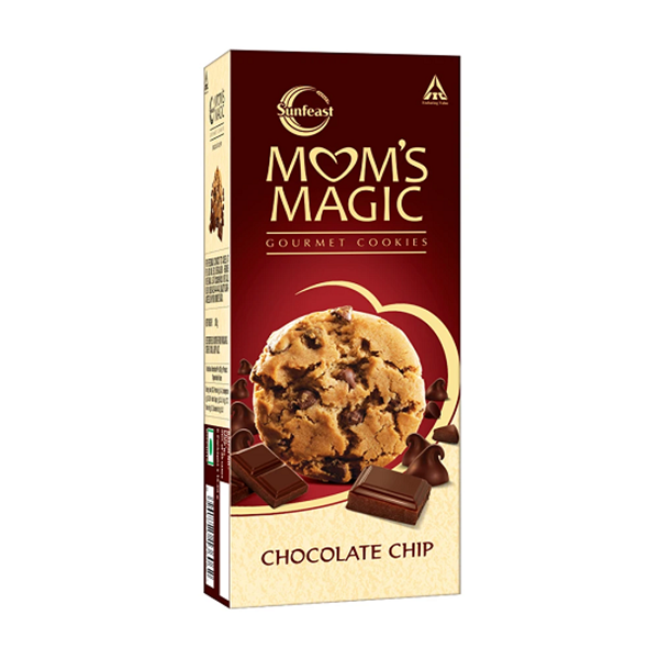 Picture of Sunfeast Moms Magic Chocolate Chip Cookies