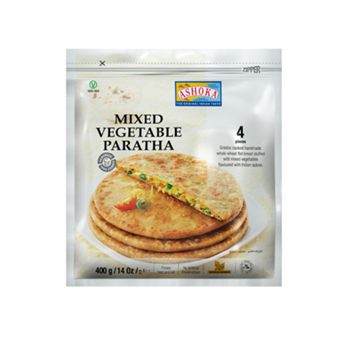 Picture of Ashoka Mixed Vegetable Paratha (Chilled)