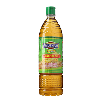 Picture of Amutham Cold Pressed Sesame/ Gingely Oil