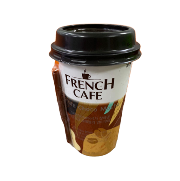 Picture of French Cafe White Choco Mocha Drink (Chilled)