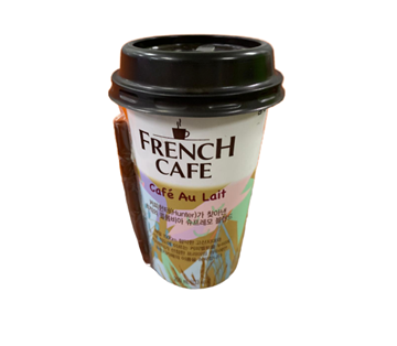 Picture of French Cafe Drink Cafe Au Lait (Chilled)