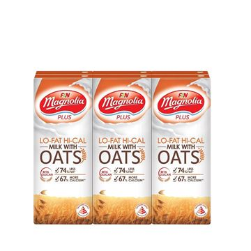 Picture of F&N Magnolia UHT Packet Milk Oats
