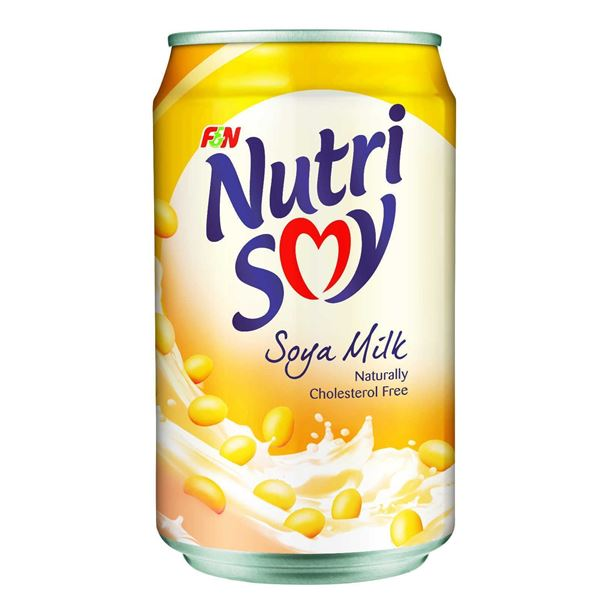 Picture of F&N Nutrisoy Soya Milk Can