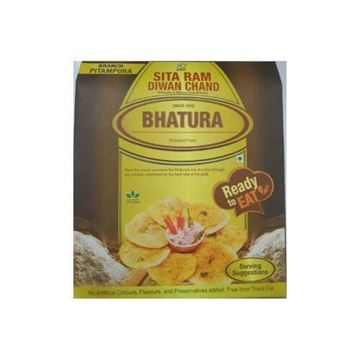 Picture of Sita Ram Diwan Chand Bhatura (Ready To Eat)