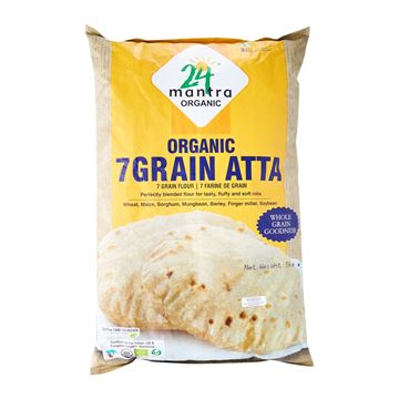 Picture of 24 MANTRA 7 Grain Atta (Certified ORGANIC)
