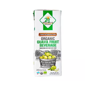 Picture of 24 MANTRA Guava Juice (Certified ORGANIC)