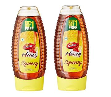 Picture of Dabur Pure Natural Honey Squeeze