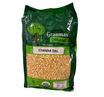 Picture of Granmas Channa Dal (Certified ORGANIC)