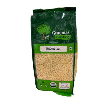 Picture of Granmas Yellow Moong Dal  (Certified ORGANIC)