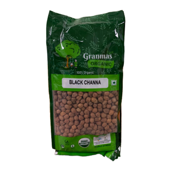 Picture of Granmas Black Channa  (Certified ORGANIC)