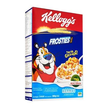 Picture of Kellogg's Frosties Corn Flakes Breakfast Cereal