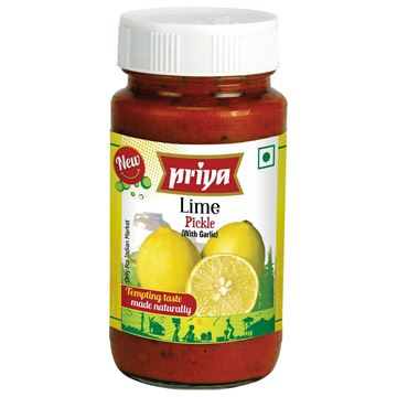 Picture of Priya Lime Ginger Pickle