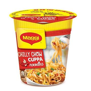 Picture of Maggi Chilly Cup Noodles