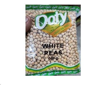 Picture of OOTY White Peas