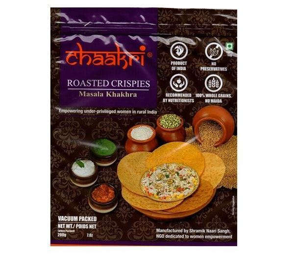 Picture of Chaakri Masala Khakhra