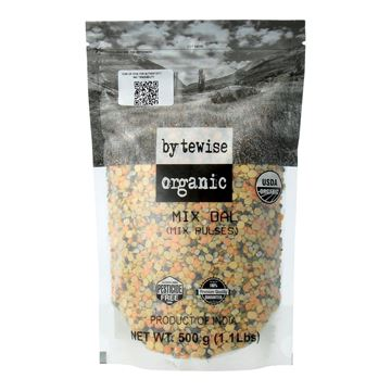 Picture of Bytewise Mixed Dal (Certified ORGANIC)