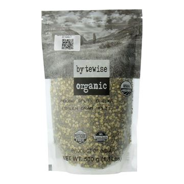 Picture of Bytewise Green Moong Dal Split (Certified ORGANIC)
