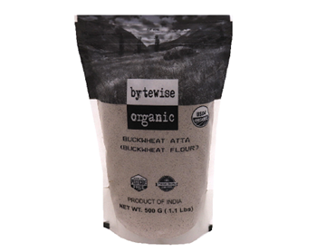 Picture of Bytewise Buck Wheat Flour (Certified ORGANIC)
