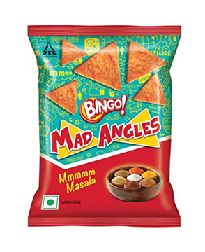 Picture of Bingo Mad Angles Mmmmm Masala