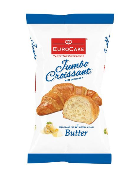 Picture of Eurocake Jumbo Croissant Filled With Butter