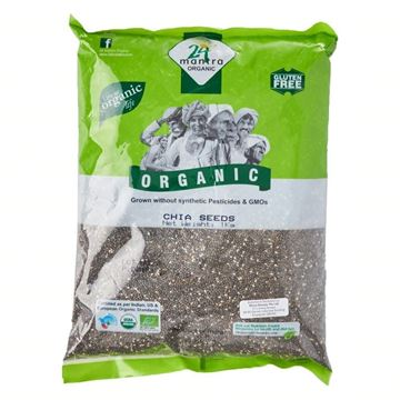 Picture of 24 MANTRA Chia Seeds (Certified ORGANIC)