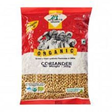 Picture of 24 MANTRA Coriander Seeds (Certified ORGANIC)