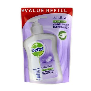 Picture of Dettol Sensitive Antibacterial Hand Wash Refill