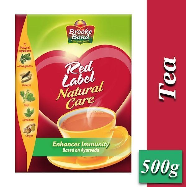 Picture of Brooke Bond Red Label Natural Care Tea