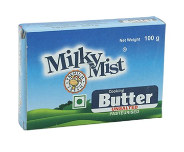 Picture of Milky Mist Butter UNSALTED (Chilled)