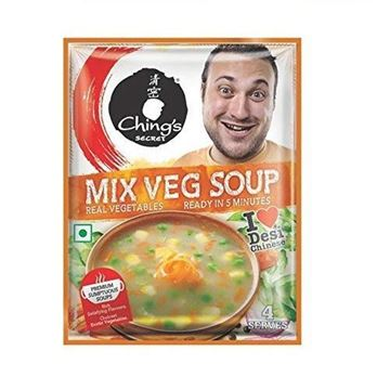Picture of Ching's Mix Veg Soup Mix