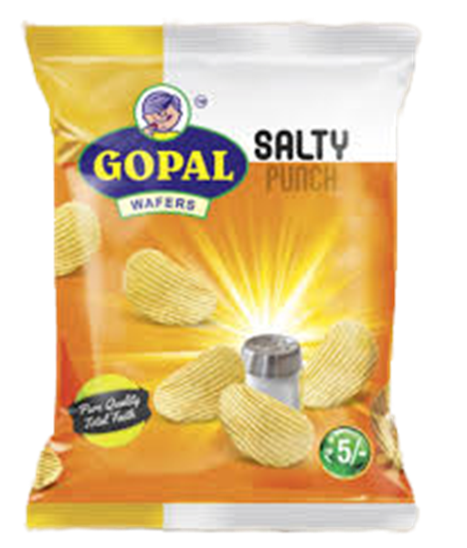 Picture of Gopal Wafers Salty Punch