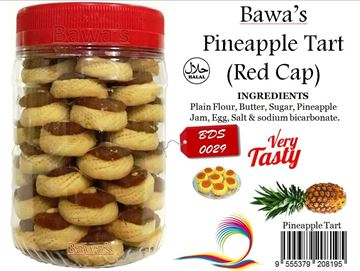 Picture of Bawa's Pineapple Tart