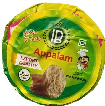 Picture of IB Crispy Appalam (Papad)