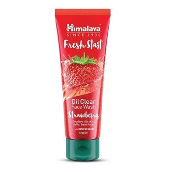 Picture of Himalaya Herbals Strawberry Oil Clear Fresh Start Face Wash