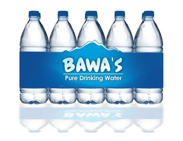 Picture of Misty Pure Drinking Water Case  By Bawa's