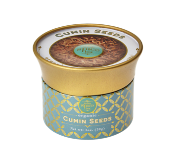 Picture of Indian Spicebox Cumin Seeds (Certified Organic)