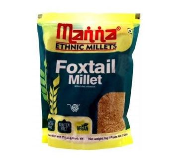 Picture of Manna Ethnic Foxtail Millet (Thinai)