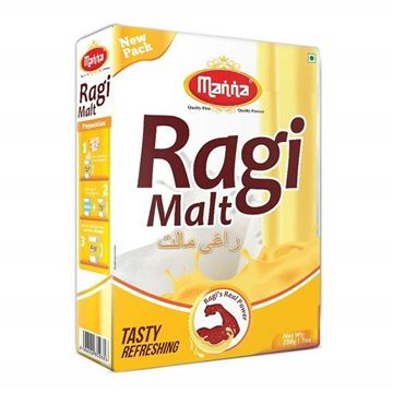 Picture of Manna Ragi Malt Mix