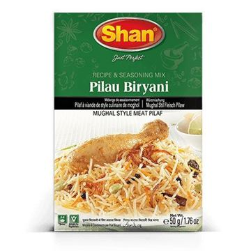 Picture of SHAN Pulao Biryani Mix Masala