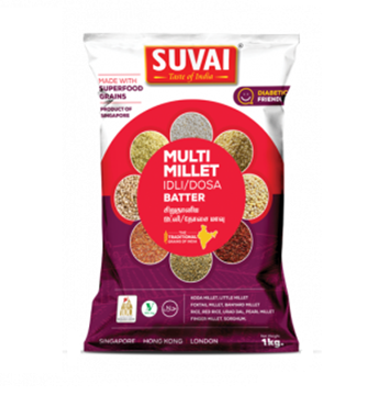 Picture of Suvai Multi Millet Idly Dosa Batter (Chilled)
