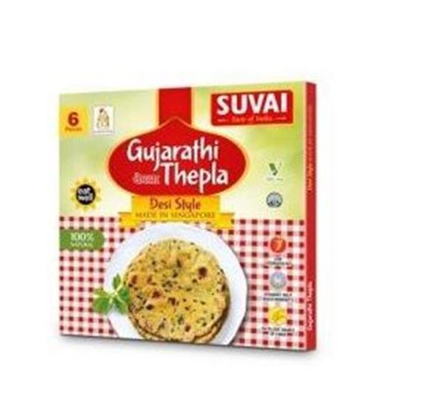 Picture of Suvai Fresh Gujarathi Thepla (Chilled)