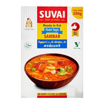 Picture of Suvai Ready to East Hotel Style Sambar
