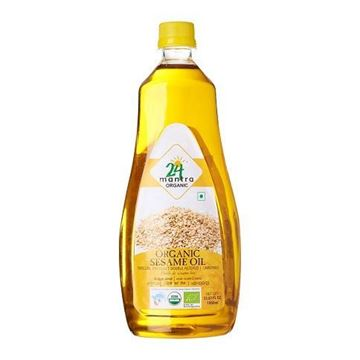 Picture of 24 MANTRA Sesame/Gingely Oil (Certified ORGANIC)