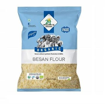 Picture of 24 MANTRA Besan Flour (Certified ORGANIC)