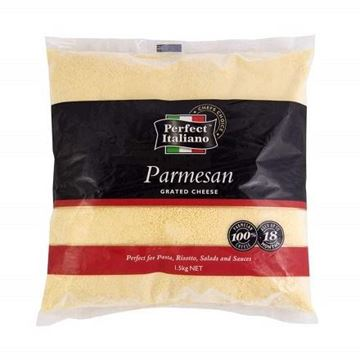 Picture of Perfect Italiano Parmesan Grated Cheese (Chilled)