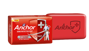 Picture of Anchor Germ Protection Soap Strong