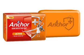 Picture of Anchor Germ Protection Soap Active