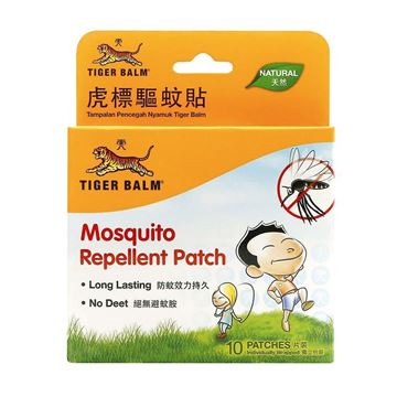 Picture of Tiger Balm Natural Mosquito Repellent Patch